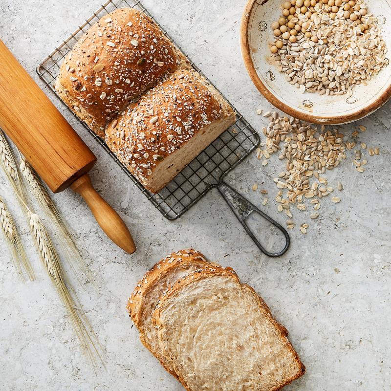[vezzly] 통밀 7곡 식빵