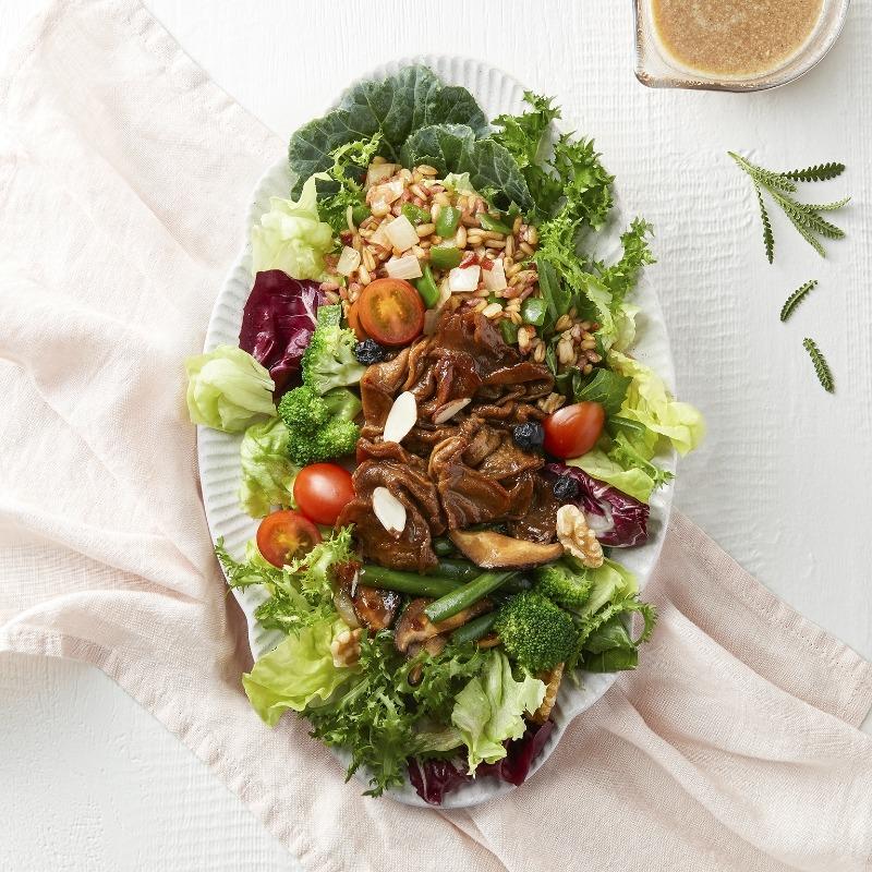 흑마늘 언리미트 샐러드 (스몰)